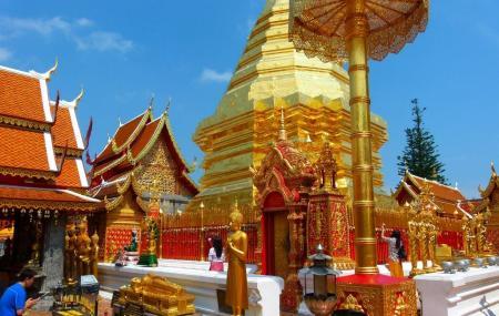 Wat Phra That Doi Suthep Image