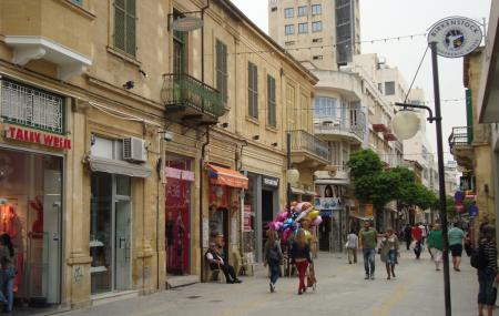 Ledra Street, Nicosia