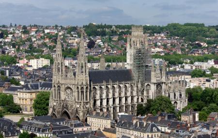 Cathedrale Notre-dame De Rouen Image