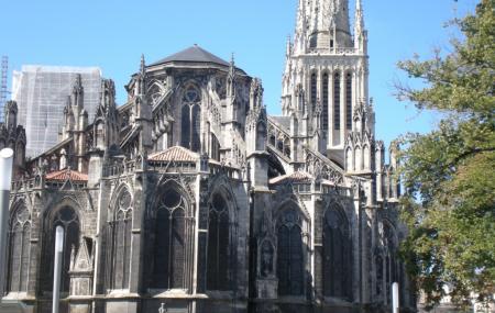 Cathedrale St-andre, Bordeaux