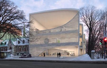 Musee National Des Beaux Arts Or Du Quebec, Quebec
