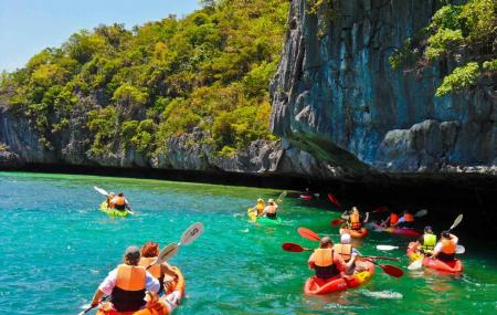 Angthong National Marine Park, Ko Samui