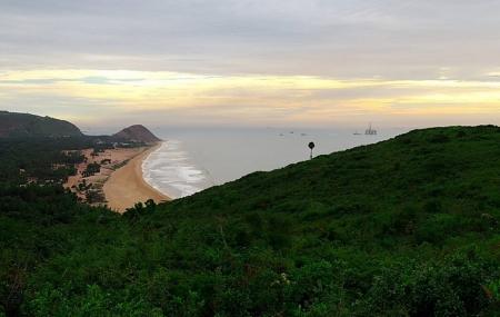 Yarada Beach, Vishakhapatnam