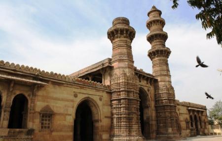 Sidi Bhashir Mosque, Ahmedabad