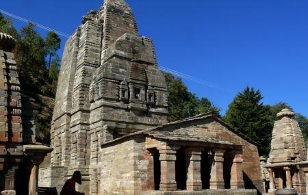 Katarmal Sun Temple, Almora