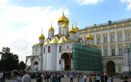 Cathedral Of The Archangel Image