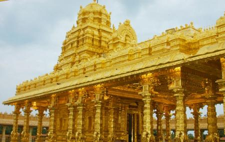 Sripuram Golden Temple Image