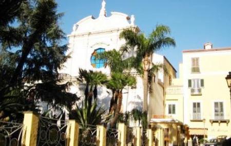 Chiesa Di San Francesco, Sorrento
