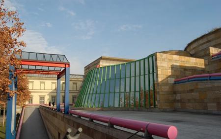 State Gallery Of Stuttgart Image