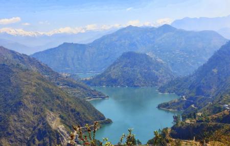 Chamera Dam Image