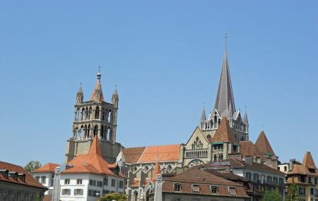 Lausanne Cathedral, Lausanne
