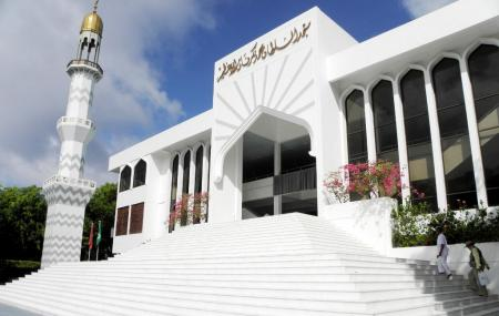 Grand Friday Mosque Image