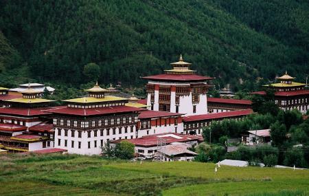 Tashichho Dzong Image