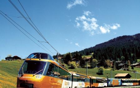 Golden Pass Line, Montreux