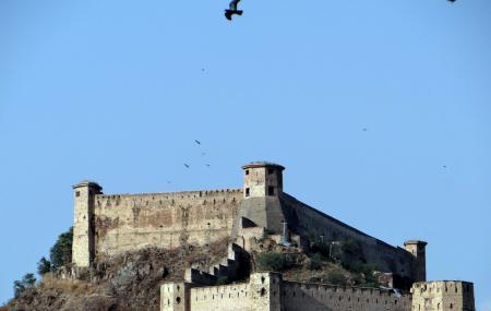 Hari Parbat Fort, Jammu