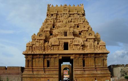 Brihadeeshwara Temple, Thanjavur