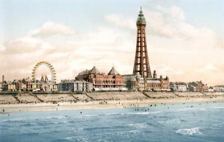 Blackpool Tower, Blackpool
