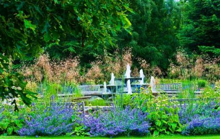 Botanic Garden- Cambridge University, Cambridge