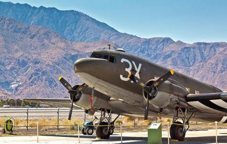 Palm Springs Air Museum, Palm Springs