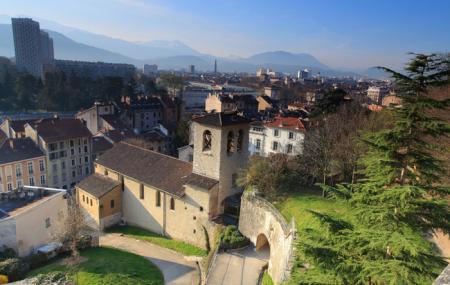 Musee Archeologique De Grenoble, Grenoble