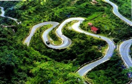 Image result for mussoorie road image