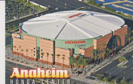 Honda Centre, Anaheim
