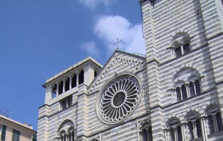 Genoa Cathedral, Genoa