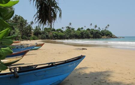 Mount Lavinia Beach, Colombo