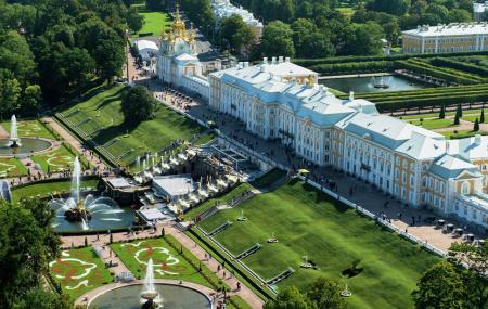 The Peterhof Palace, Saint Petersburg