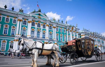 The State Hermitage, Saint Petersburg