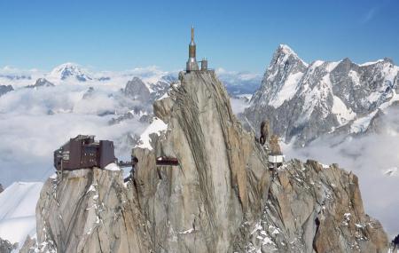 Aiguille Du Midi Image
