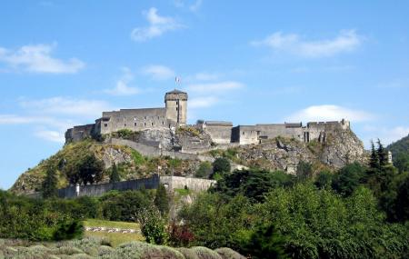 Chateau-fort De Lourdes And The Museepyreneen, Lourdes