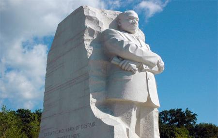 Martin Luther King Jr. Memorial Image