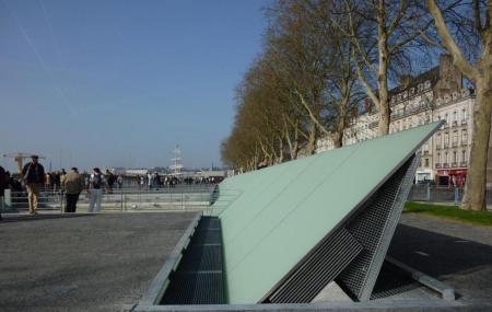 Memorial De L'abolition De L'esclavage, Nantes