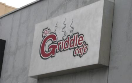The Griddle Cafe, Los Angeles