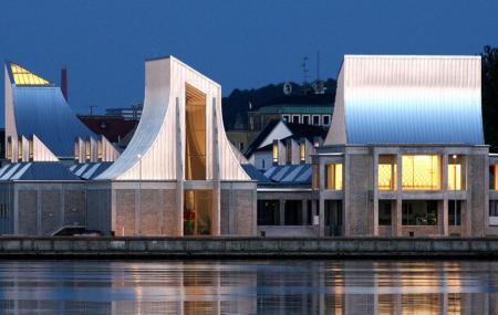 Utzon Centre, Aalborg