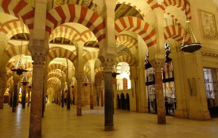 Great Cathedral And Mosque, Cordoba