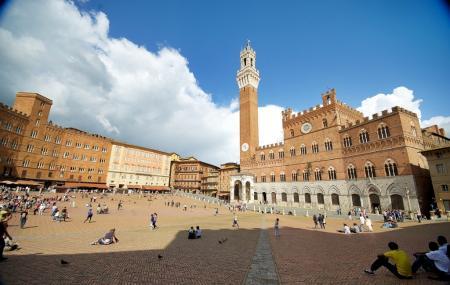 Piazza Del Campo Image