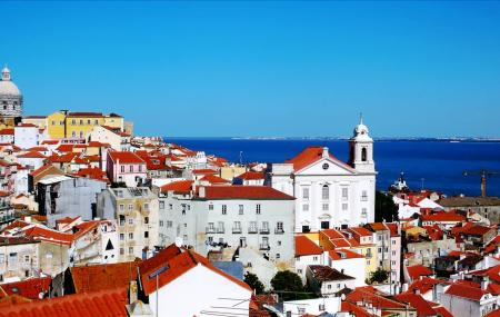 Alfama District Image