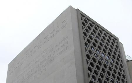 Memorial De La Shoah, Paris