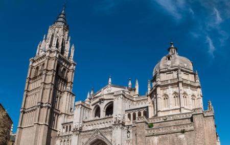 Cathedral Of Toledo Image