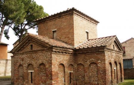 Mausoleo Di Galla Placidea Image