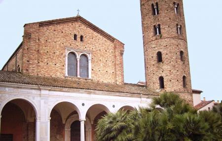 Basilica Di Sant' Apollinare Nuovo, Ravenna