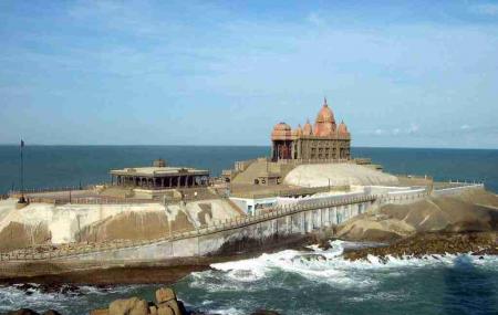 Devi Kanya Kumari Temple Image