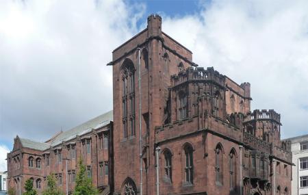 John Rylands Library Image