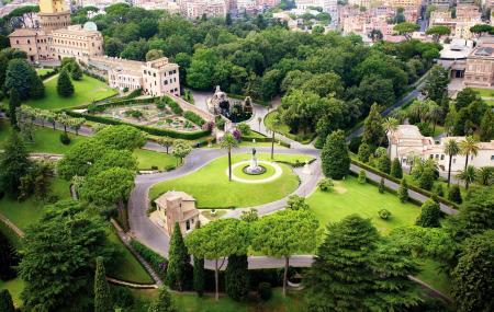 Vatican Gardens Image
