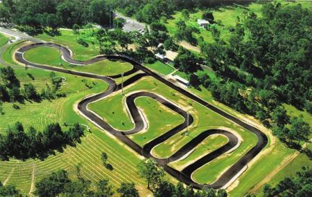 Hervey Bay Go Kart Track And Water Slide Image