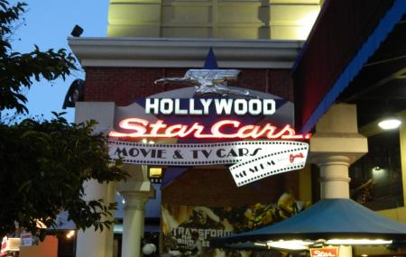 Hollywood Star Cars Museum Image