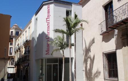Museo Carmen Thyssen Málaga Image
