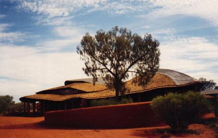 The Cultural Centre, Uluru